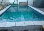 Construccion piscinas y quinchos santiago