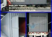 Container nacionales santiago