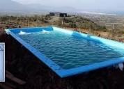 Reparacion de piscinas de fibra de vidrio curico