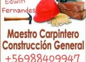 Maestros carpintero y pitintor solo santiago Santiago