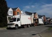 Mudanzas camiones cerrados embalajes temuco