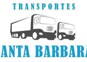 Servicios de transportes de carga general a todo chile santiago