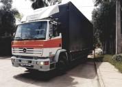 Transporte fletes economicos santiago