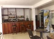 Se arrienda cafeteria amueblada del hotel comercio curico curico en curicó