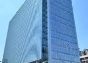 Moderna oficina ubicada en edificio cerro el plomo 6000 las condes