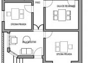 Arriendo Oficina Torre Talca 3 dormitorios