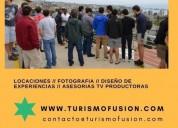 Guías de turismo de habla español/castellano