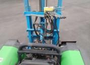 Tractor deutz fahr 2013 santiago