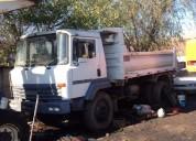 Camion tolva nissan 130 150 ano 1995 chillan