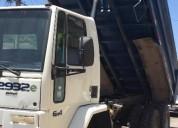 Vendo camion tolva doble puente ford cargo 2932 curico