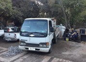 Camion chevrolet nkr 3 1 2004 pick up santiago