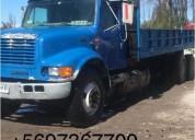 Ventas de camion plano international 4900 pata guachua san miguel