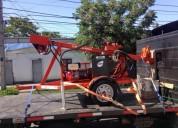 Perforadora de pozos profundos hidraulica fabricacion nacional quilpue en quilpué