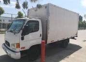 Camion trabajando maipu en maipú