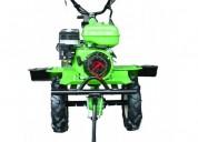 Motocultivador 7hp gasolina gear box santiago
