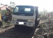 Camion jac hfc 1083 ano 2009 conchali