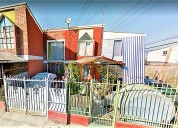 Se vende casa en pudahuel 4d + 1b + est, 65 m2