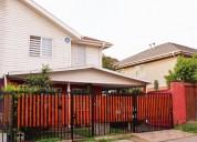 Comida y amplia casa se vende en maipu