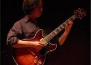 clases de guitarra electrica y acustica en santiago