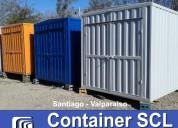 Bodega modular santiago