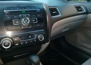 Honda civic 2014 coupe unico dueÑo nuevo
