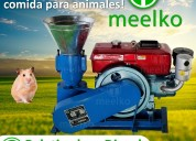 Máquina meelko de hacer pellets