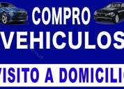 Compro vehículos. cel 988087249
