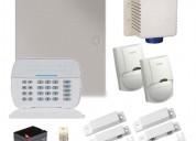 Cctv, alarmas domiciliarias y empresas