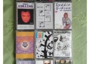 Excelentes cassettes originales