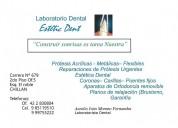 Atencion de laboratorio dental en chillan