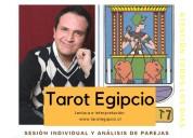 Tarot lectura de las cartas del tarot egipcio