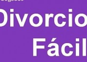 Divorcio barato norte grande