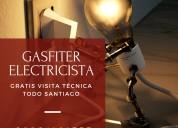 Electricista / gasfiter / a domicilio / colina