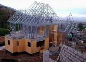 ConstrucciÓn de casas en vulcometal