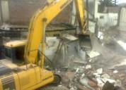 Demoliciones angélica lo espejo 966495085 fletes