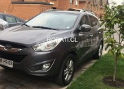 Hyundai new tucson 2012 105000 kms