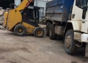 retiro escombros en santiago +56973677079 fletes
