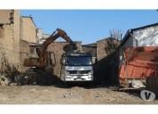 Retiro escombros santiago +56973677079 fletes stgo