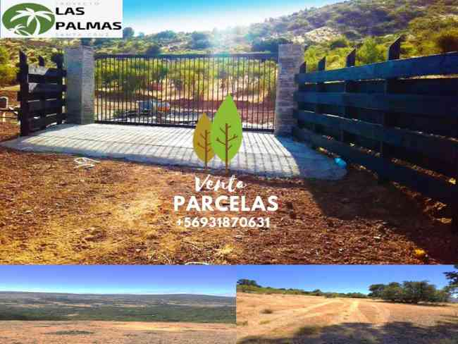 Oportunidad Única Parcelas Palmas de Santa Cruz