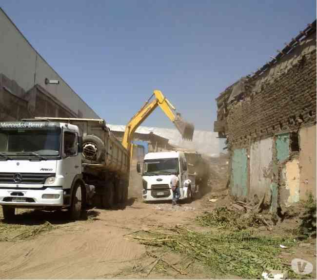 demoliciones  en santiago J N +56973677079 maipu