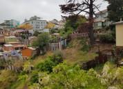 Vendo terreno en cerro polanco - valparaiso