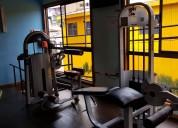 Se vende gimnasio full equipado - valparaiso