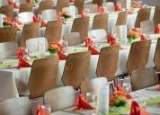 Servicios de catering banquetería doña anita