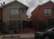 Maipú, los castaños iii, casa aislada 2 pisos, 3 d