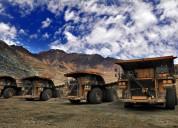 Centro de entrenamiento minero