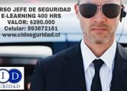 Curso jefe de seguridad os10.