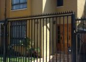 Vendo casa de dos pisos ampliada en quilicura