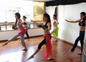 clases de danzas Árabes en santiago