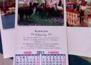 Calendarios publicitarios economicos