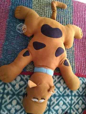 Scooby Doo original gigante casi nuevo